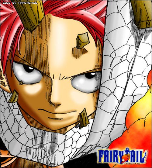 Fairy Tail Manga Portada