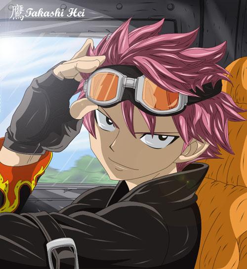 Fairy Tail Manga Captura