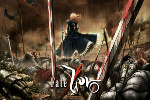 Fate Zero 2 Portada 02
