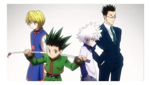 Serie Hunter x Hunter Captura 01