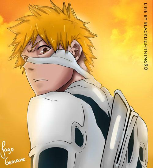 Manga Bleach Portada 01
