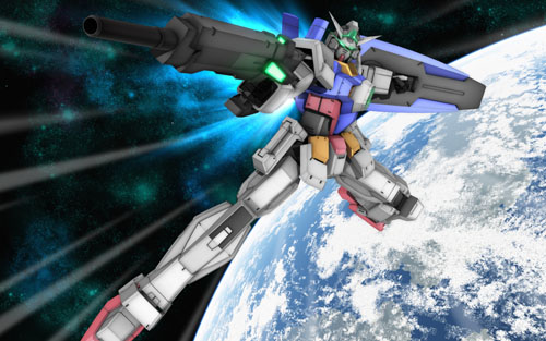 Mobile Suite Gundam AGE Captura 01