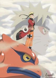 Naruto Manga Portada 02
