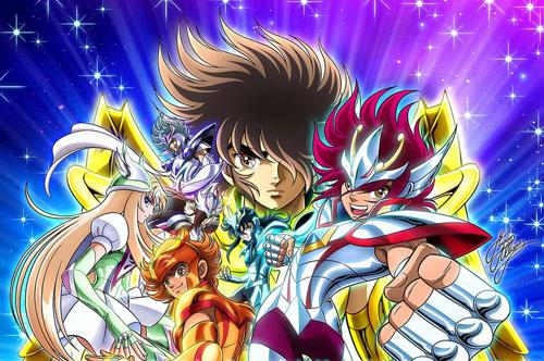 Saint Seiya Omega Portada 01