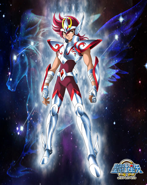 Saint Seiya Omega Captura 01