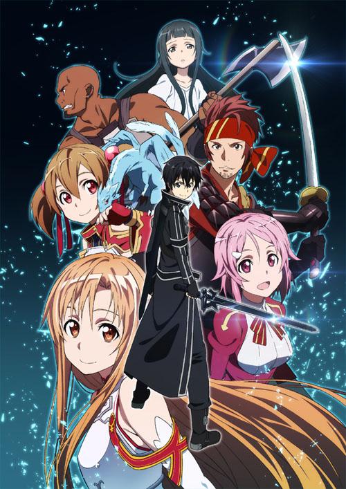 Sword Art Online Portada 02
