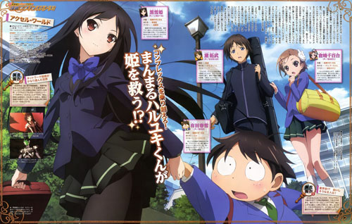 Accel World Captura 02