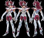 Descargar Dowload Saint Seiya Omega [MKV Subs Español]